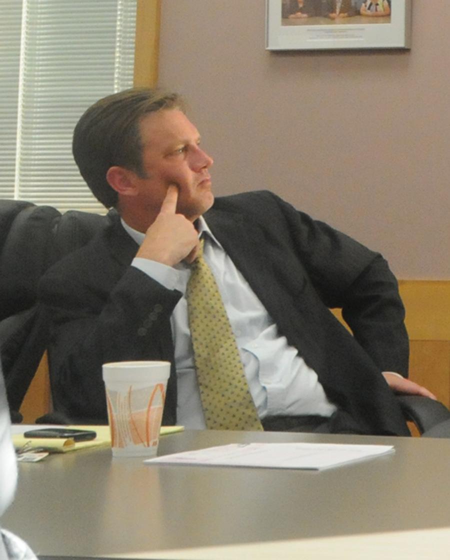 Rick Steiger, Presque Isle County prosecuting attorney