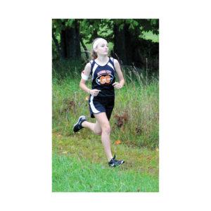 All-state runner Emily Malocha